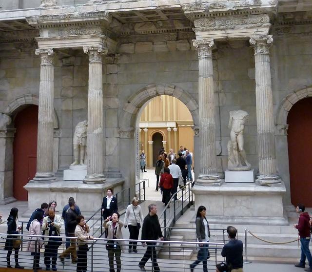 Museo di pergamo biglietti e orari vivi berlino - Porta di mileto ...