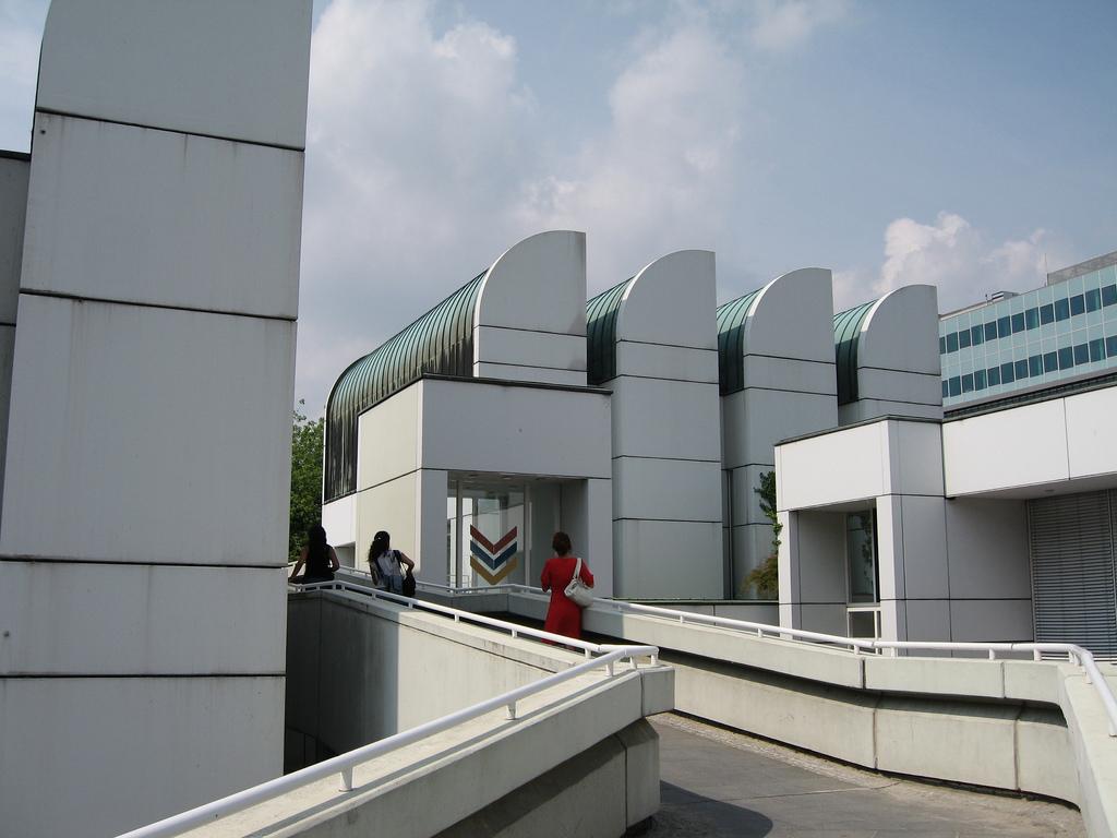 Bauhaus archiv berlin museo del design di berlino for Berlino hotel design