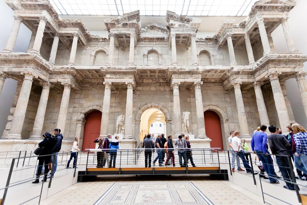 Pergamon museum biglietti salta la coda vivi berlino - Porta di mileto ...