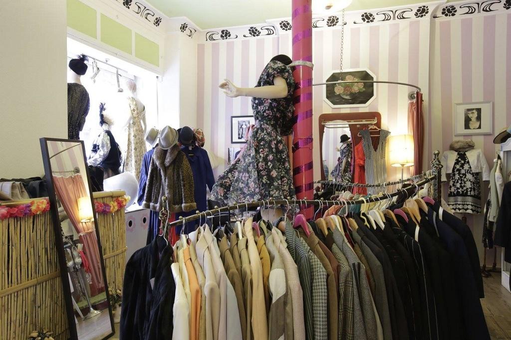 on sale 13022 b11e3 10 negozi di abbigliamento vintage a Berlino