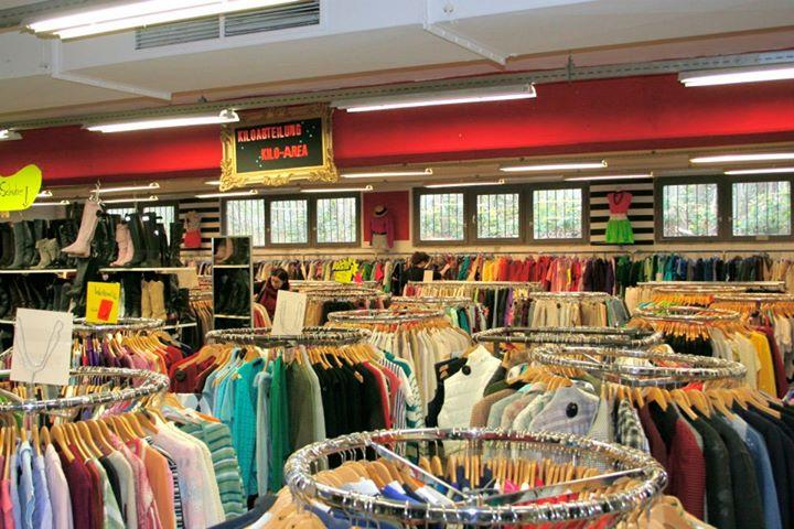 on sale 2a586 bd5be 10 negozi di abbigliamento vintage a Berlino